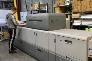 Acquisition of New Technology at Anglo Printers