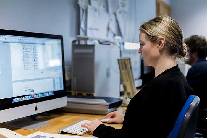 Graphic Design, Prepress Services | Anglo Printers